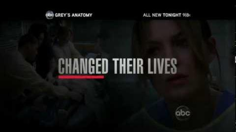Grey's Anatomy 6x15 Promo