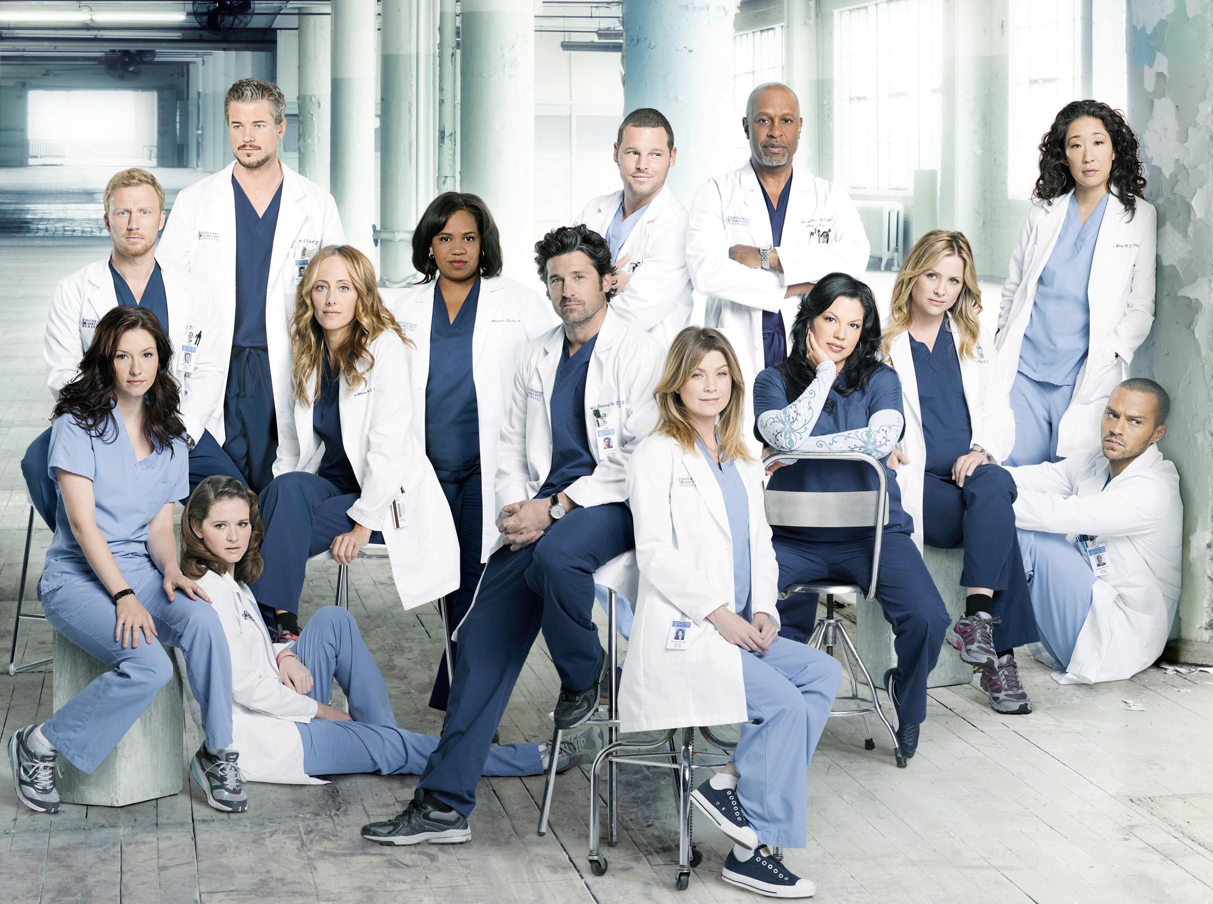 Season 8 Greys Anatomy