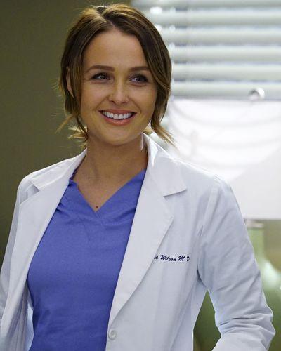 Greys Anatomy Jo
