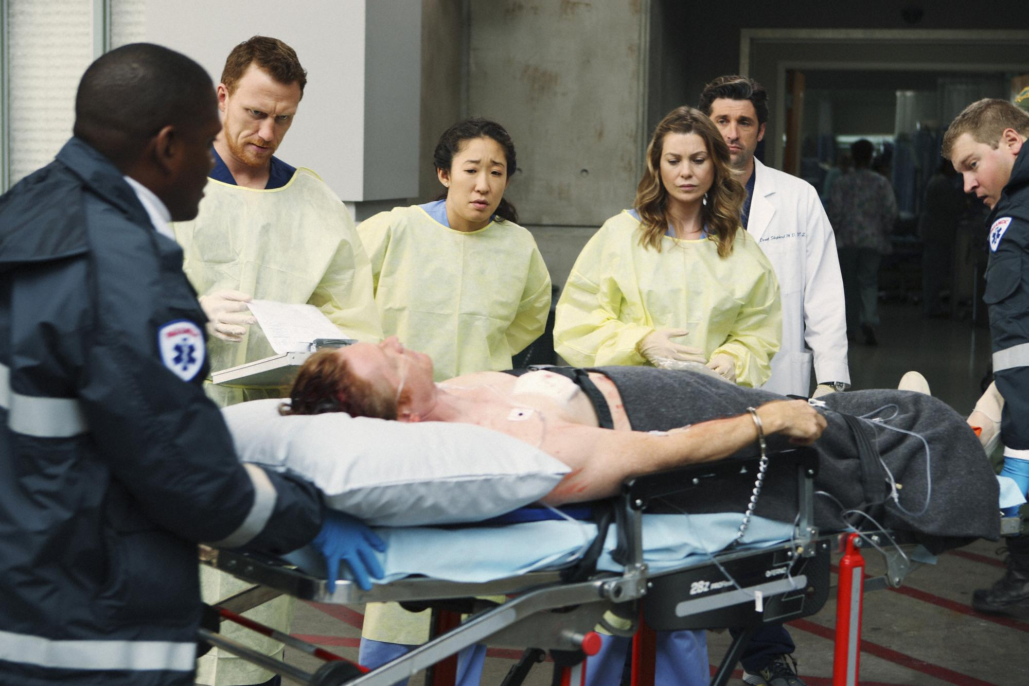 when does callie start dating erica hahn George o'malley is a fictional character from  o'malley begins avoiding her and starts dating orthopaedic surgeon callie  instead contacting erica hahn,.