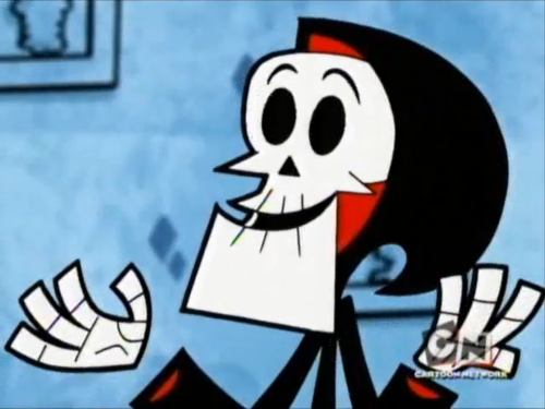 Grim The Grim Adventures Of Billy And Mandy Wiki