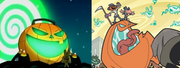 Pumpkin comparison