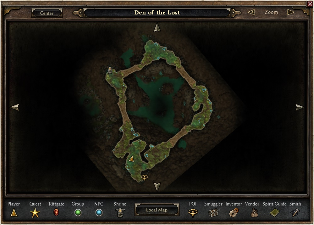 grim dawn secrets of the lost