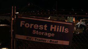106-Foreset Hills Storage