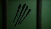 521-Black Claw mark