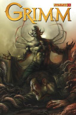 Comic 10 Cover
