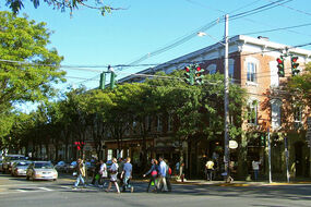 Downtown Rhinebeck, NY