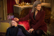 218 Frau Pech and Adalind