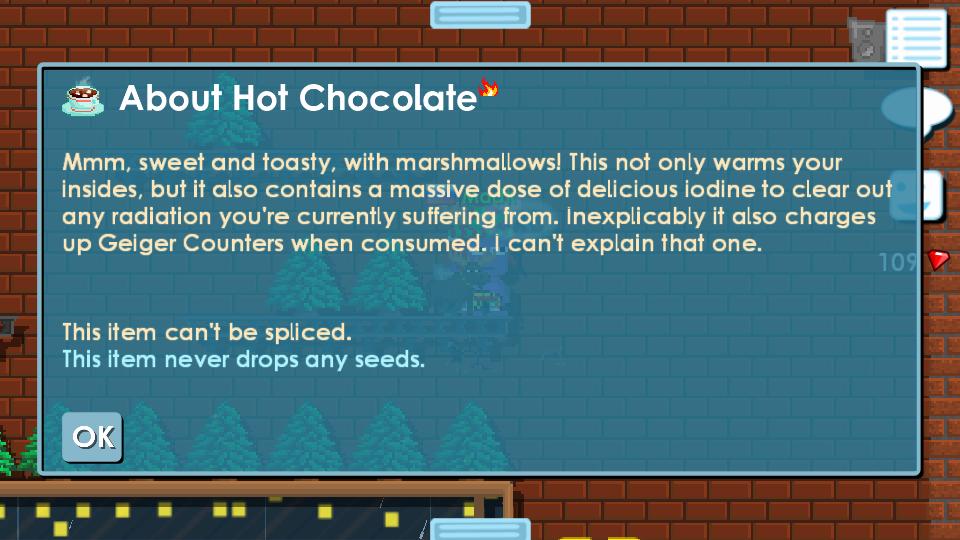 Hot Chocolate | Growtopia Wiki | FANDOM powered by Wikia