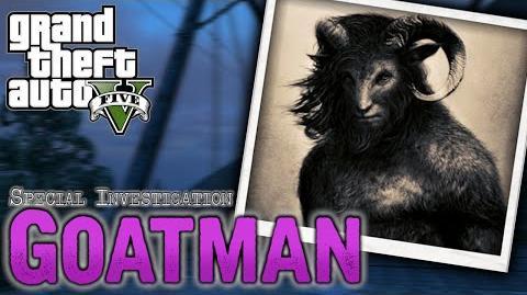 GTA 5 Myth Files - Goatman (NEW MYTH INVESTIGATION)