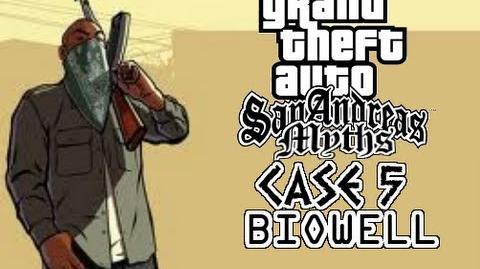 GTA San Andreas Myths Case 5 BioWell
