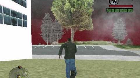 GTA San Andreas MythHunter 007 Investigation of GHOST HYDRA