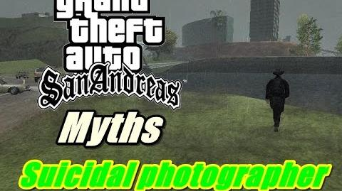 GTA SA Myth Suicidal photographer