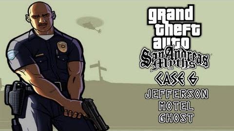 GTA San Andreas Myths Case 6 Jefferson Motel Ghost