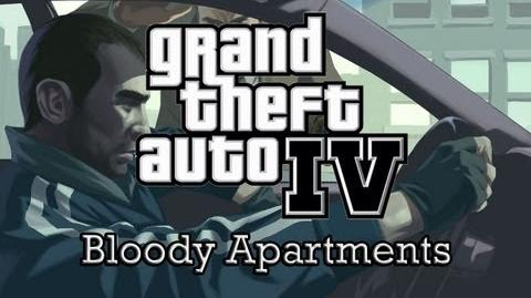 GTA IV - Myths & Legends - Bloody Apartments