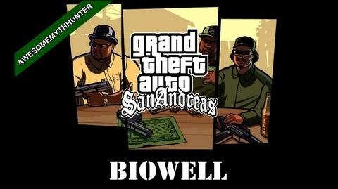 GTA San Andreas Myths & Legends -Biowell HD-2