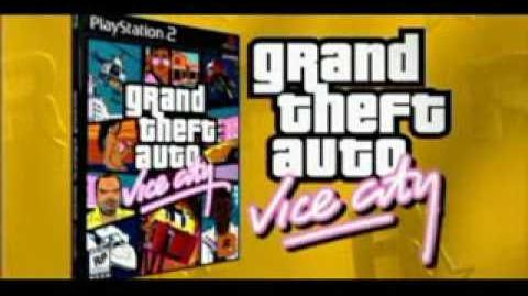 Grand Theft Auto Vice City TV Commercial
