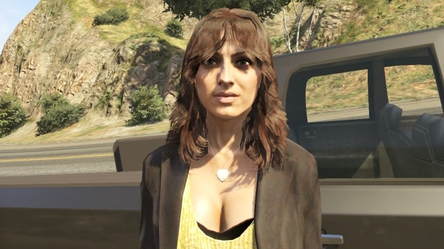 Gta 5 franklin dating amanda 3