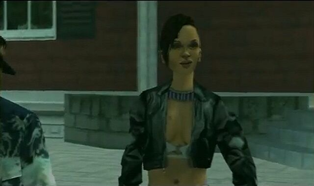 File:Catalina in Grand Theft Auto III 10th Anniversary.jpg