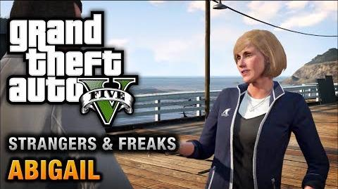 GTA 5 - Abigail Submarine Pieces Location Guide Strangers and Freaks