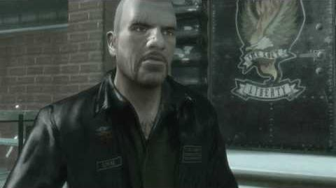 GTA IV The Lost and Damned Trailer - Johnny Klebitz