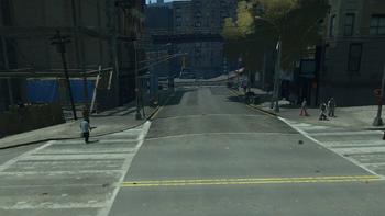 Lotus Street-GTAIV-East
