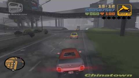GTA 3 - Walkthrough - Mission 39 - Shima (HD)