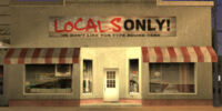 Locals Only!