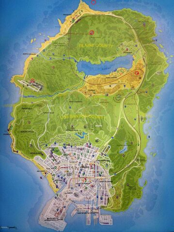 File:UFO Locations-GTAV-Map.jpg