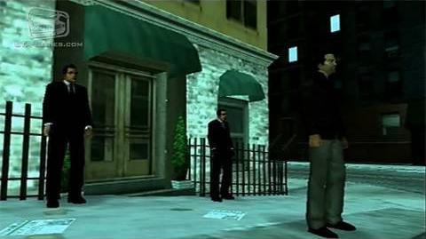GTA Liberty City Stories - Walkthrough - Mission 14 - A Volatile Situation