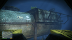Wreck DelPerro Sub GTAV Submersible