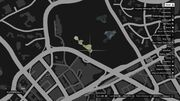 Spaceship Parts GTAVe 32 Golf Course Island Map