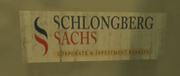 Schlongberg Sachs Sign