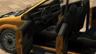 Cabby-GTAIV-Inside