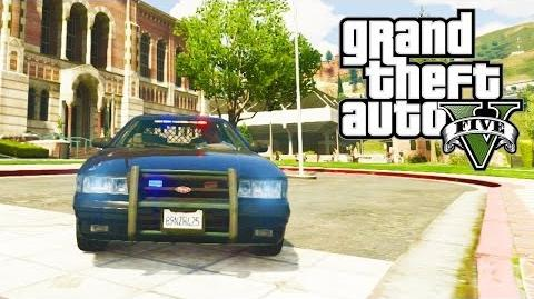 GTA 5 Secret Cars - Unmarked Police Cruiser, Police Bike, Police Van & Special Cruiser (GTA V)