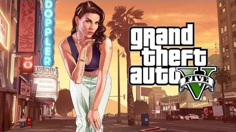 """Grand Theft Auto V """"A Picket Fence and a Dog Named Skip"""""""