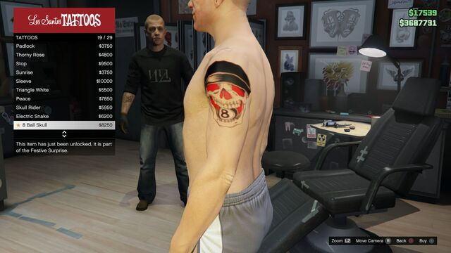 File:Tattoo GTAV Online Male Left Arm 8 Ball Skull.jpg