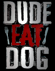 File:DudeEatDog-GTAV-Logo.png