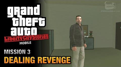 GTA Liberty City Stories Mobile - Mission 3 - Dealing Revenge