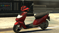 Faggio-GTAIV-front