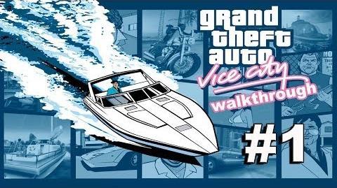 Grand Theft Auto Vice City Playthrough Gameplay 1