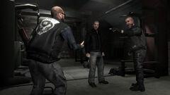 Action-Reaction (scene in the basement)