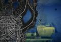 Wreck Container Ship GTAV Map