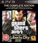 (PS3)GTAIV TEC