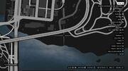 Spaceship Parts GTAVe 43 El Burro Drain Map