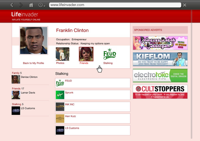 File:LifeInvader GTAV Franklin Stalking Page.png
