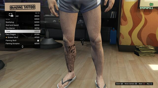 File:Tattoo GTAV Online Male Right Leg Tribal.jpg