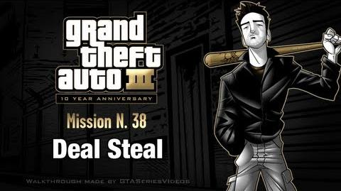 GTA 3 - iPad Walkthrough - Mission 38 - Deal Steal