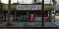 Gyro Day Hot Food