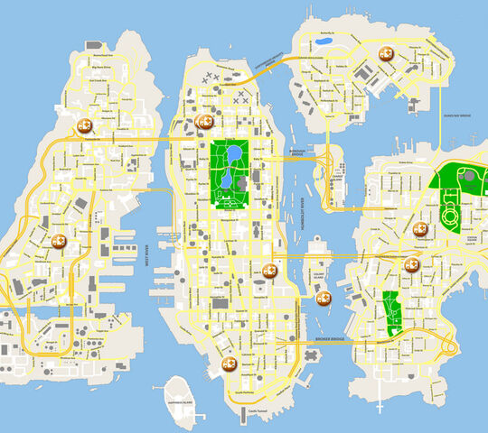 File:Map For Hospitals in GTA IV.jpg